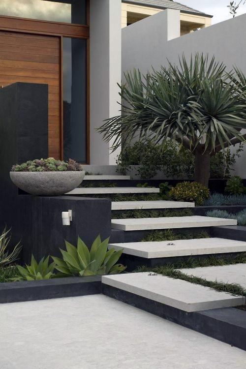Top 70 Best Modern Landscape Design Ideas - Landscaping ... on Modern Backyard Landscape Ideas id=99777