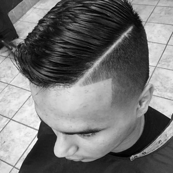 Comb Over Haircut For Men 40 Classic Masculine Hairstyles