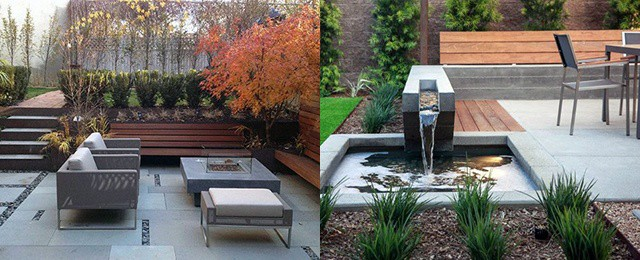 Top 70 Best Modern Patio Ideas - Contemporary Outdoor Designs on Modern Small Patio Ideas id=64874