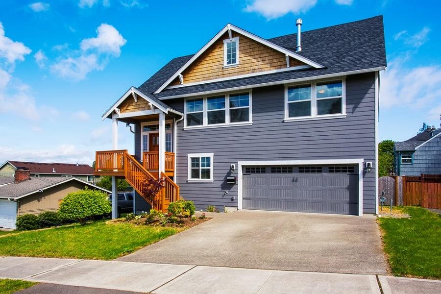 Top 70 Best Garage Door Ideas - Exterior Designs on Garage Door Ideas  id=39874