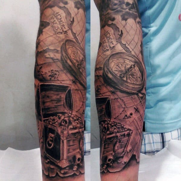 Bob Tribal Marley Tattoo