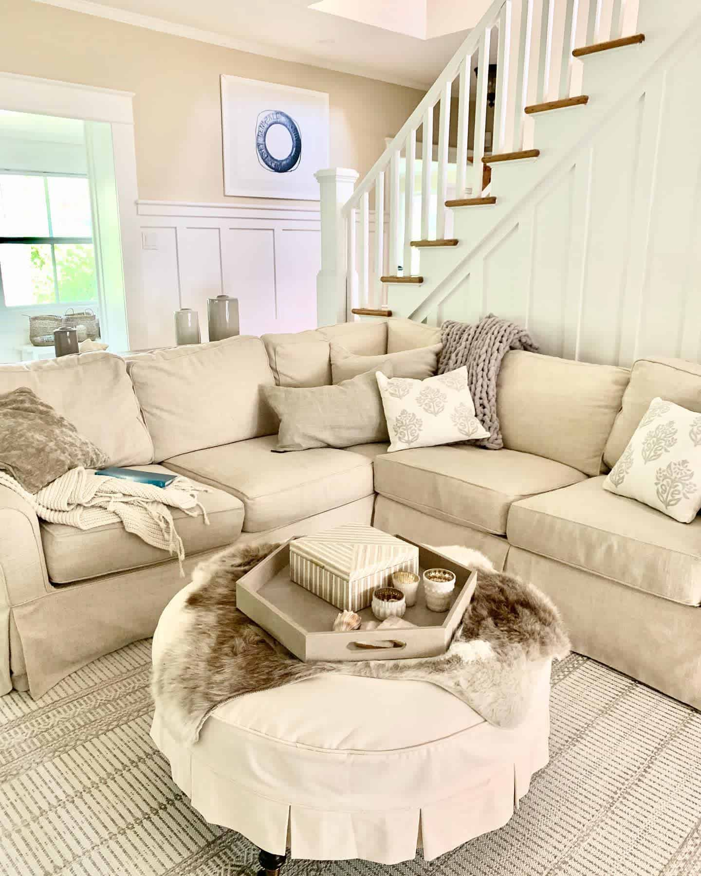 the 60 best farmhouse living room ideas interior design on colors for farmhouse living room id=70419