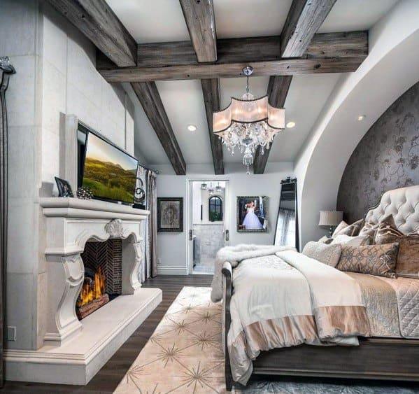 Top 60 Best Master Bedroom Ideas - Luxury Home Interior ... on Best Master Bedroom  id=90710