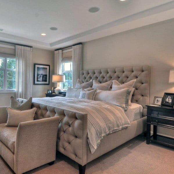 Top 60 Best Master Bedroom Ideas - Luxury Home Interior ... on Best Master Bedroom Designs  id=49299