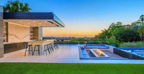 Top 50 Best Backyard Outdoor Bar Ideas - Cool Watering Holes on Best Backyard Bars  id=25906