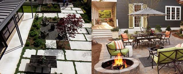 top 60 best outdoor patio ideas