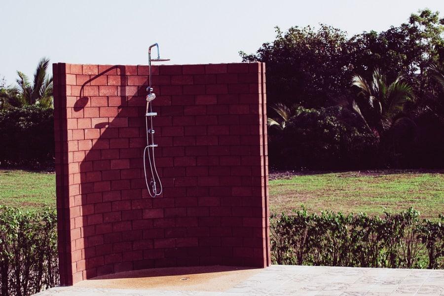 Top 60 Best Outdoor Shower Ideas Enclosure Designs
