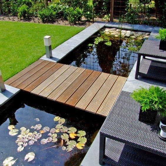 Top 50 Best Backyard Pond Ideas - Outdoor Water Feature ... on Pond Ideas Backyard id=30801