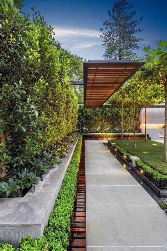 Top 70 Best Modern Landscape Design Ideas - Landscaping ... on Landscape Design Ideas  id=18863