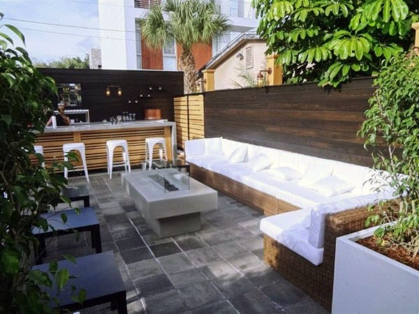 Top 50 Best Backyard Outdoor Bar Ideas - Cool Watering Holes on Outdoor Bar Patio Ideas  id=68557