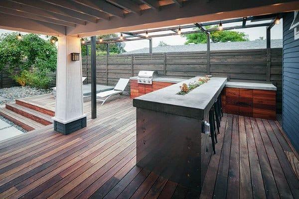 Top 50 Best Backyard Outdoor Bar Ideas - Cool Watering Holes on Best Backyard Bars id=43643