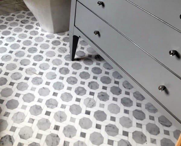 Top 60 Best Bathroom Floor Design Ideas - Luxury Tile ... on Bathroom Tile Pattern Design  id=30681