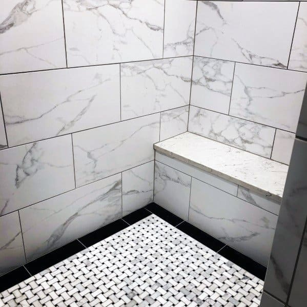top 50 best shower floor tile ideas