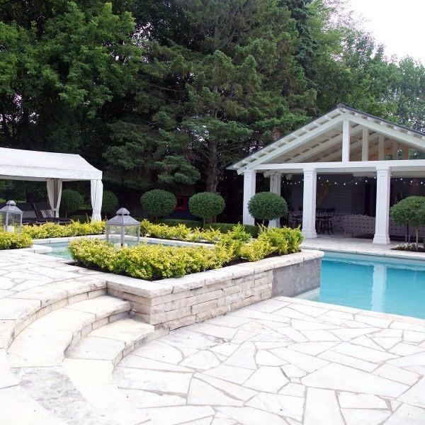 Top 60 Best Cool Backyard Ideas - Outdoor Retreat Designs on Cool Backyard Decorations id=79273