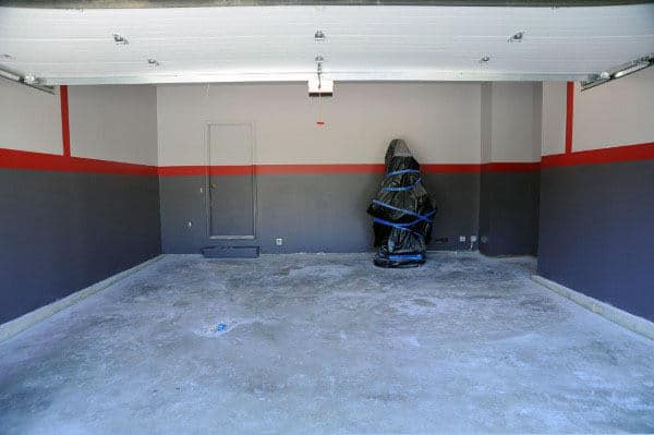 50 Garage Paint Ideas For Men - Masculine Wall Colors And ... on Garage Color Ideas  id=69200
