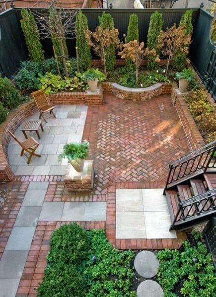 Top 60 Best Paver Patio Ideas - Backyard Dreamscape Designs on Patio Top Ideas id=77282