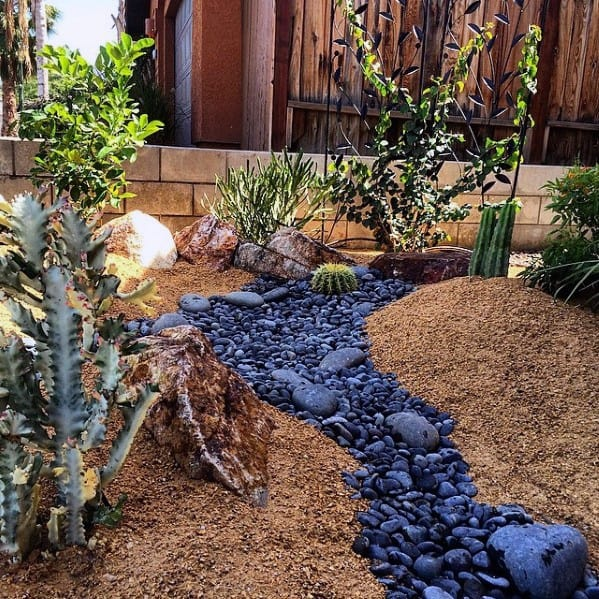 Top 70 Best Desert Landscaping Ideas - Drought Tolerant Plants on Desert Landscape Ideas For Backyards id=48761