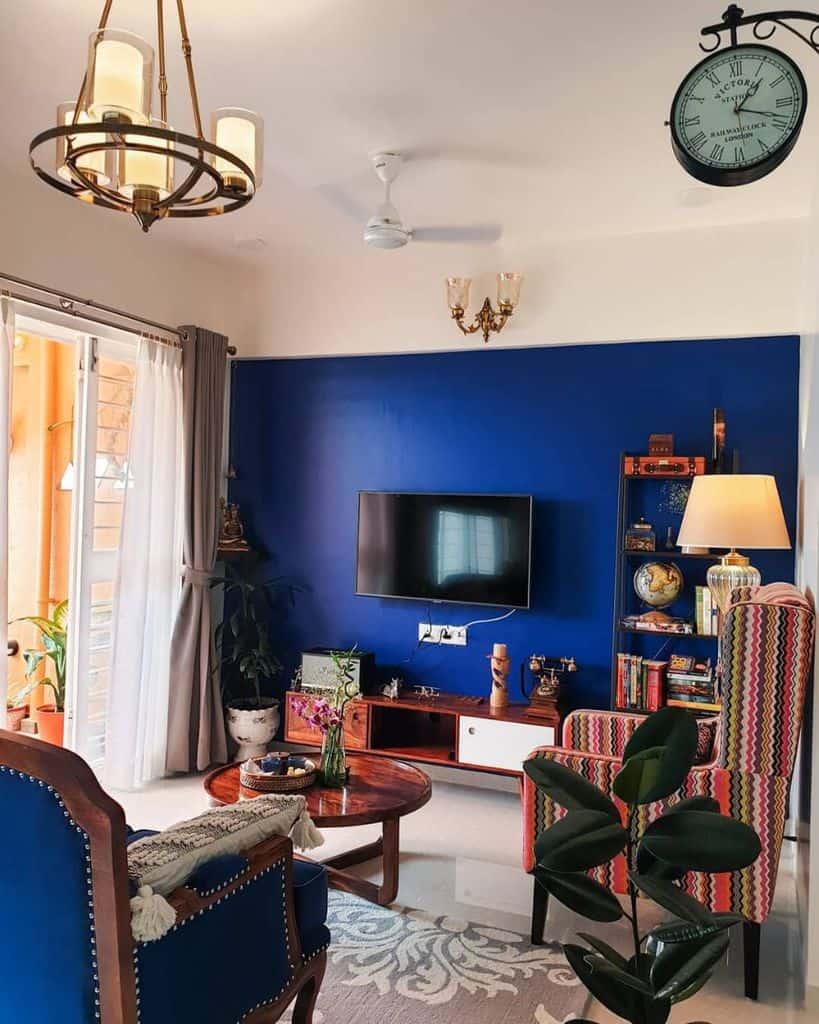 The Top 37 Blue Living Room Ideas Interior Home And Design