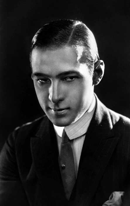 1920s Hairstyles For Men Classy Cuts Topped With A Hat