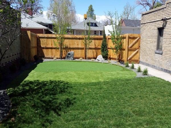Top 60 Best Cool Backyard Ideas - Outdoor Retreat Designs on Putting Green Ideas For Backyard id=73665