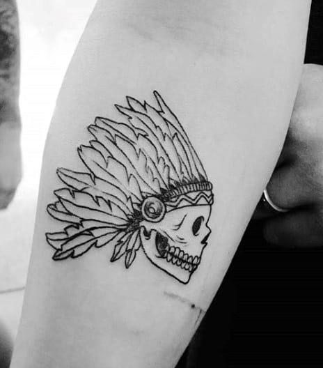 Small Tattoo Ideas Men