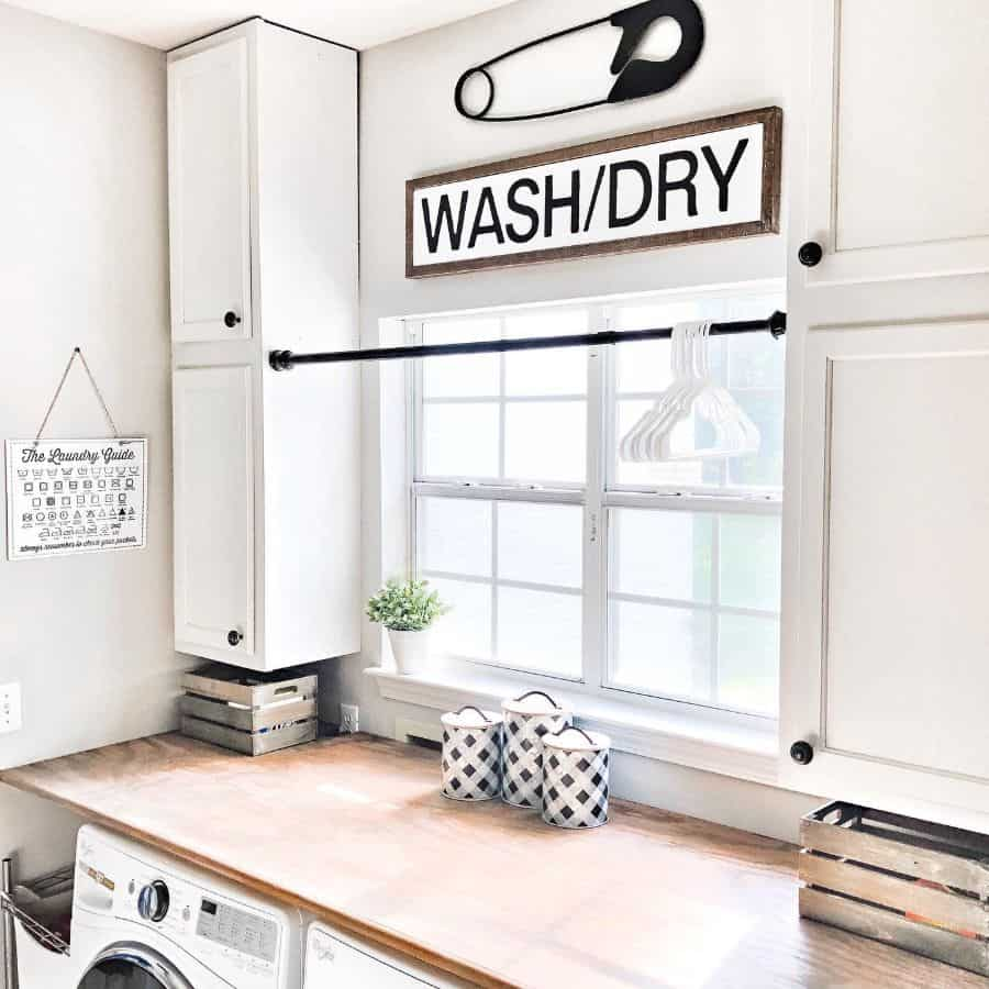 The Top 64 Small Laundry Room Ideas - Interior Home and ... on Small Laundry Room Cabinets  id=19324
