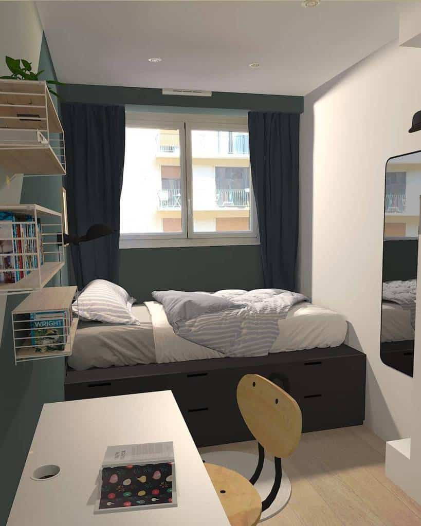 The 67 Best Teen Bedroom Ideas - Home and Design - Next Luxury on Small Teenage Bedroom Ideas  id=14791