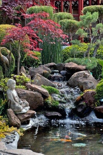 Top 50 Best Backyard Pond Ideas - Outdoor Water Feature ... on Small Backyard Pond  id=49530