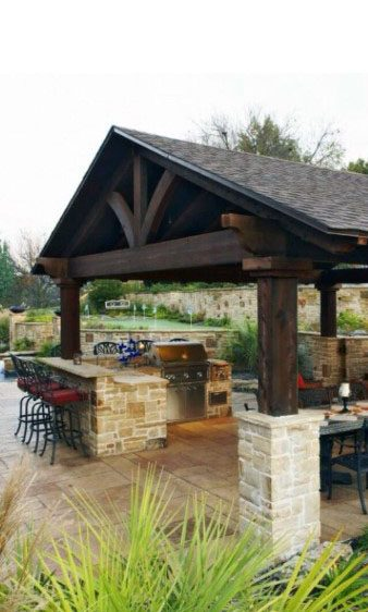Top 50 Best Backyard Outdoor Bar Ideas - Cool Watering Holes on Best Backyard Bars  id=62934