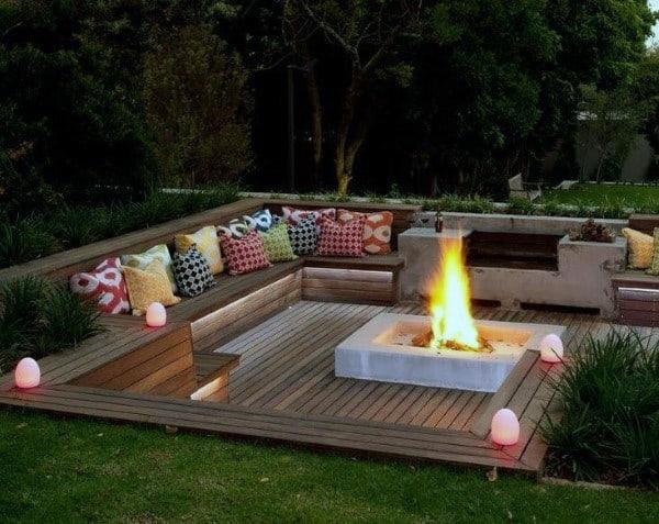 Top 60 Best Cool Backyard Ideas - Outdoor Retreat Designs on Cool Backyard Decorations id=44217