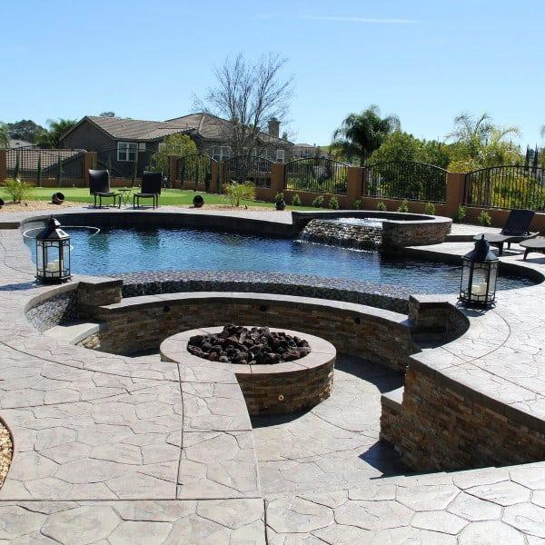Top 60 Best Cool Backyard Ideas - Outdoor Retreat Designs on Cool Backyard Decorations id=89792