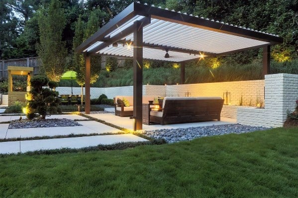 Top 60 Patio Roof Ideas - Covered Shelter Designs on Roof For Patio Ideas id=50635