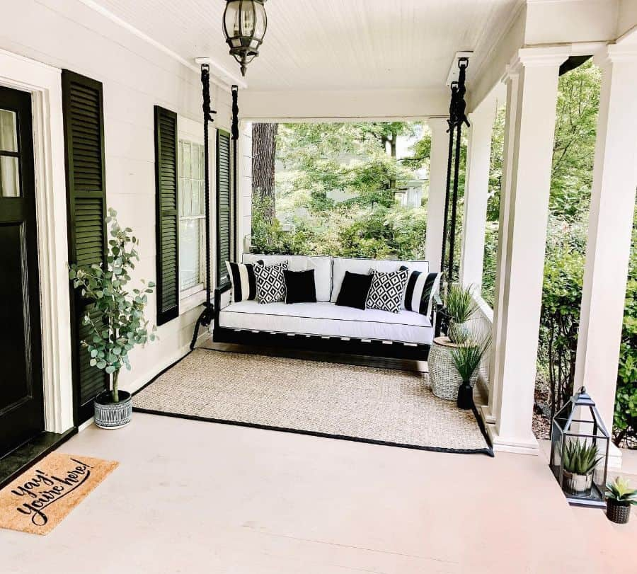 View Single Wide Porch Ideas Background