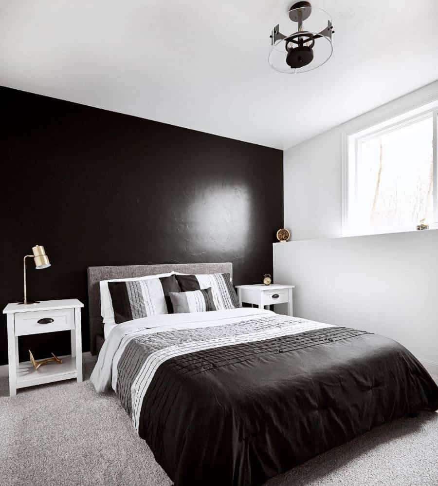 The Top 66 Basement Bedroom Ideas - Interior Home and Design on Teenager Basement Bedroom  id=47065