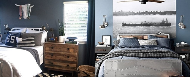 Top 70 Best Teen Boy Bedroom Ideas - Cool Designs For ... on Teenage Bedroom Ideas Boy  id=62071
