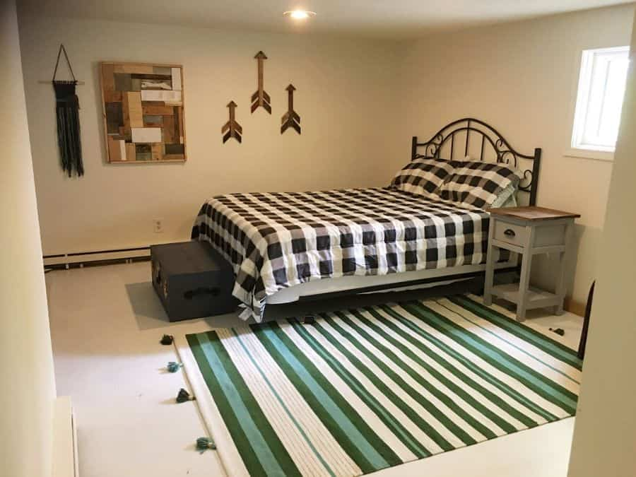 The Top 66 Basement Bedroom Ideas - Interior Home and Design on Teenager Basement Bedroom  id=91472