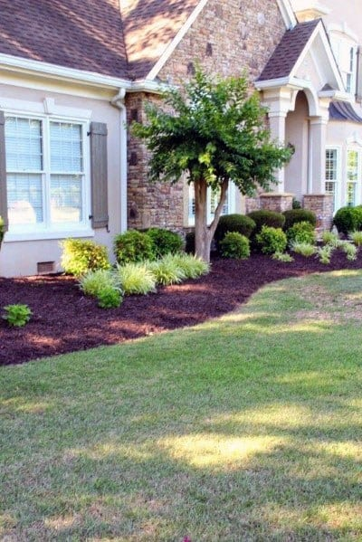 Top 70 Best Front Yard Landscaping Ideas - Outdoor Designs on Outdoor Front Yard Ideas id=93343
