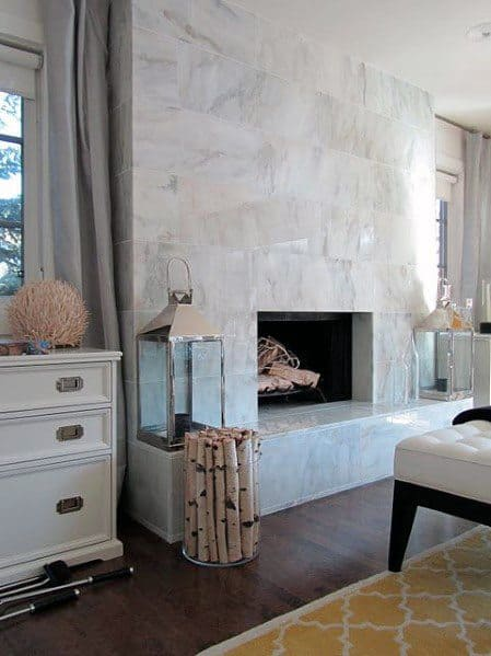 Top 60 Best Fireplace Tile Ideas Luxury Interior Designs