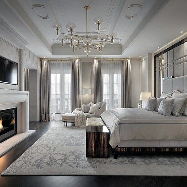Top 60 Best Master Bedroom Ideas - Luxury Home Interior ... on Best Master Bedroom Designs  id=35469