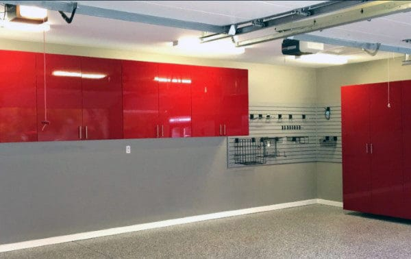 50 Garage Paint Ideas For Men - Masculine Wall Colors And ... on Garage Color Ideas  id=97735
