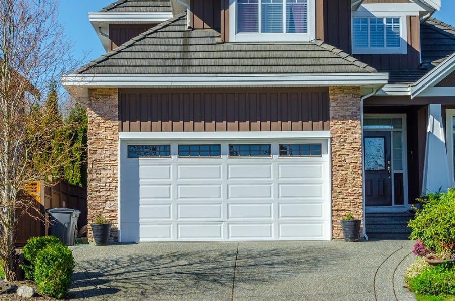 Top 70 Best Garage Door Ideas - Exterior Designs on Garage Door Paint Ideas  id=89100
