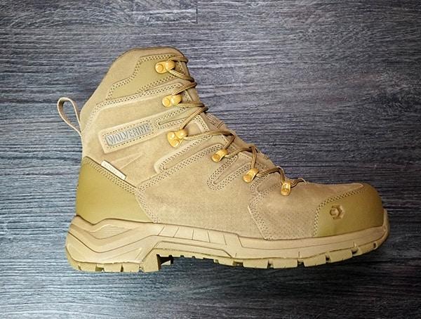 Men's Wolverine Contractor LX CM Boots Review - Waterproof ...
