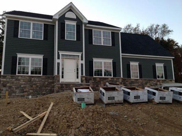 Top 60 Best Exterior House Siding Ideas - Wall Cladding ... on House Siding Ideas  id=11611