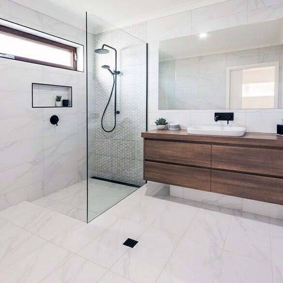 Top 60 Best White Bathroom Ideas - Home Interior Designs on White Bathroom Design Ideas  id=11312