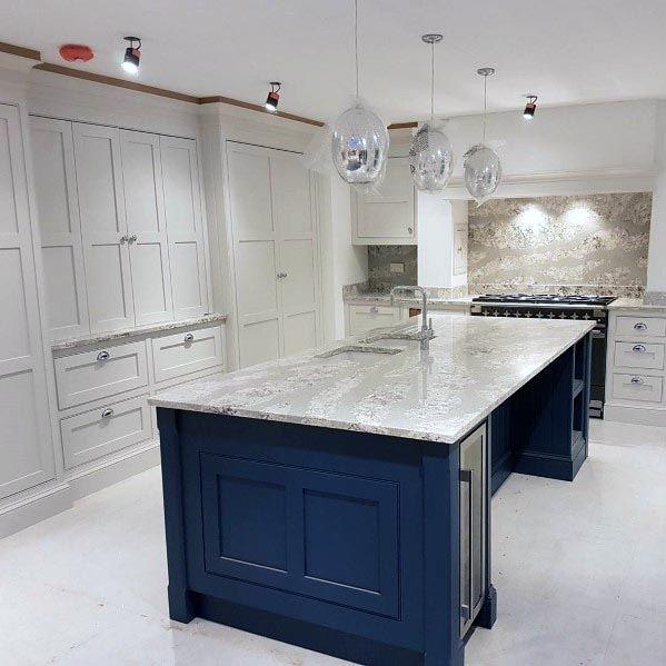 Top 60 Best White Kitchen Ideas Clean Interior Designs