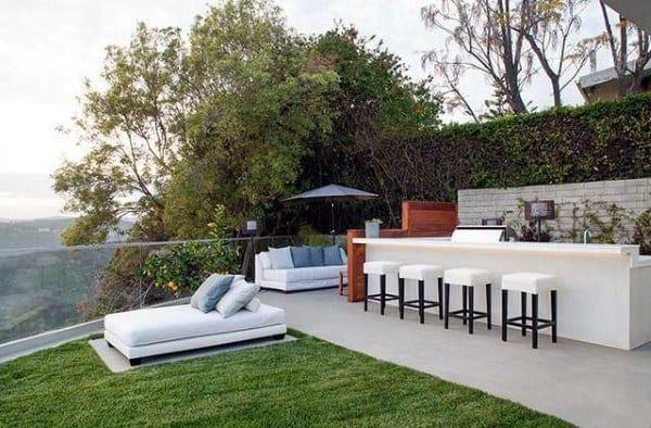 Top 50 Best Backyard Outdoor Bar Ideas - Cool Watering Holes on Best Backyard Bars  id=96945