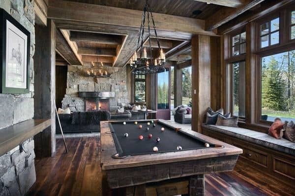 With a little paint and some imagination, you can turn your plain old everyday bathroom into your very own men's room. i turned an ordinary bathroom into a men&aposs room that reflects my own personal style. 60 Game Room Ideas For Men - Cool Home Entertainment Designs