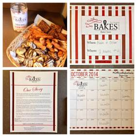 Next Mile Project participating in Bakes for Breast Cancer's #OfficeBakeSale for October, Breast Cancer Awareness Month