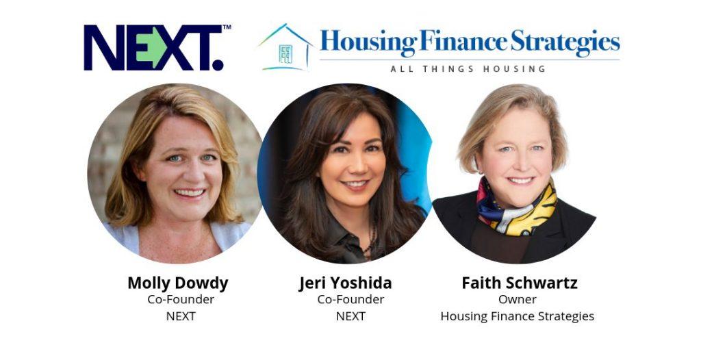 NEXT and Housing Finance Strategies