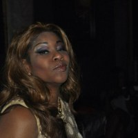 NN PHOTOS: FORMER NIGERIAN BEAUTY QUEEN, REGINA ASKIA SPOTTED AT IYANYA's CONCERT IN NY